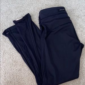 Lululemon Women's Athletic Leggings. Black Size 6